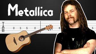 The Unforgiven - Metallica | Guitar Tabs Tutorial (Fingerstyle)