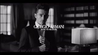 Giorgio Armani Made to Measure FW 20-21 - Video