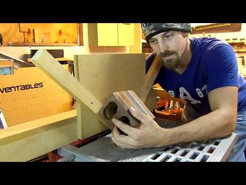 Folding Outfeed Table For Table Saw | DIY Stuff Only DIY