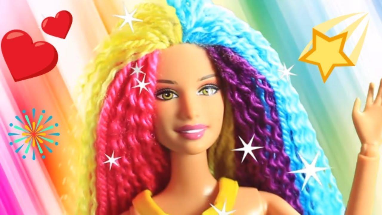 Cambio Peinado De Pelo Barbie 3jLA54R