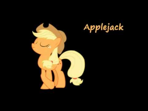 MLP Chaos Overthrown audition fluttershy, pinkie pie, applejack, and dawnstar