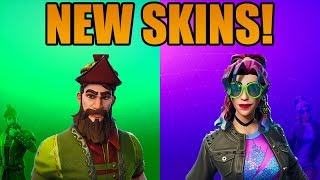 New Fortnite Skins: Rockstars,Hacivat,And More