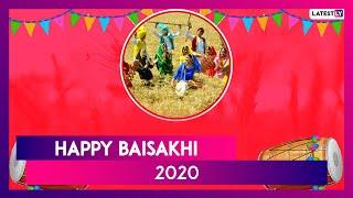 Baisakhi 2020 Wishes: Vaisakhi WhatsApp Messages, Greetings & Images to Wish Happy Punjabi New Year
