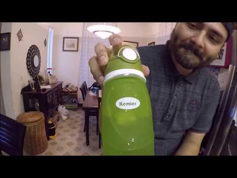 Mi nueva botella de silicon y ARRANCAAAAMOOOSSS!