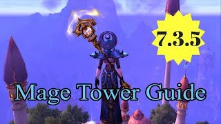 Video Arcane Mage - Mage Tower: Guide and Commentary download MP3, 3GP, MP4, WEBM, AVI, FLV Juli 2018