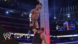 Greatest Stolen Finishers - WWE Top 10