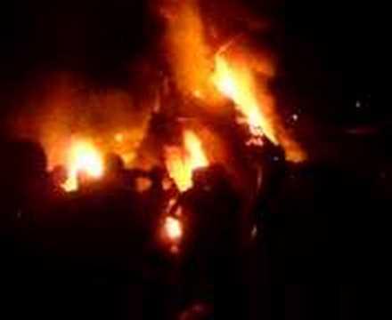 Bonfire nyt divis