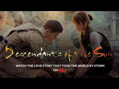 Descendants Of The Sun | Trailer | Watch free on iflix