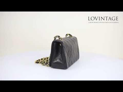 0b8e2f54bbf4 Vintage Bag. Lovintage Online