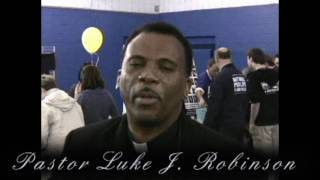 Pastor Luke J. Robinson Pastor's Letter