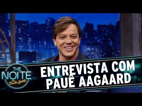 The Noite (23/08/16) - Entrevista com Pauê, 1º surfista biamputado do mundo