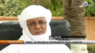 Niger : De nouveaux partenariats pour l'uranium