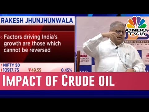 Exclusive Inteview Of Rakesh Jhunjhunwala On Crude Oil