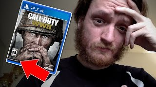 Call of Duty WW2 Requires Internet To Play?