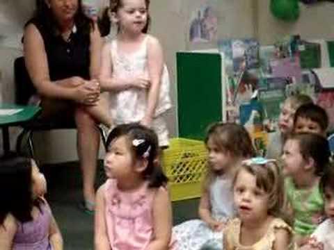 Father's Day - Casey's pre-school