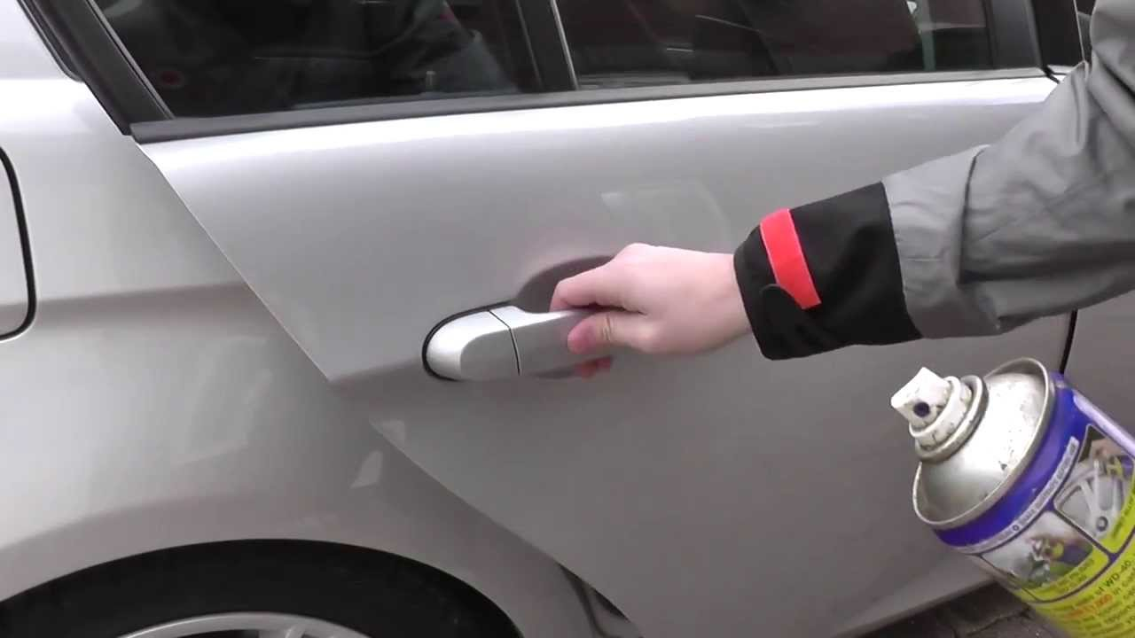 Bmw E90 E91 E92 E93 Sticky Door Handle Fix Doovi