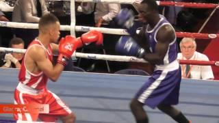 men s 69kg joshua nyika nzl vs fano kori aus trans tasman boxing championships