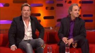 Eddie Izzard and Harry Shearer on The Graham Norton Show Oct 2008 part 4 of 4