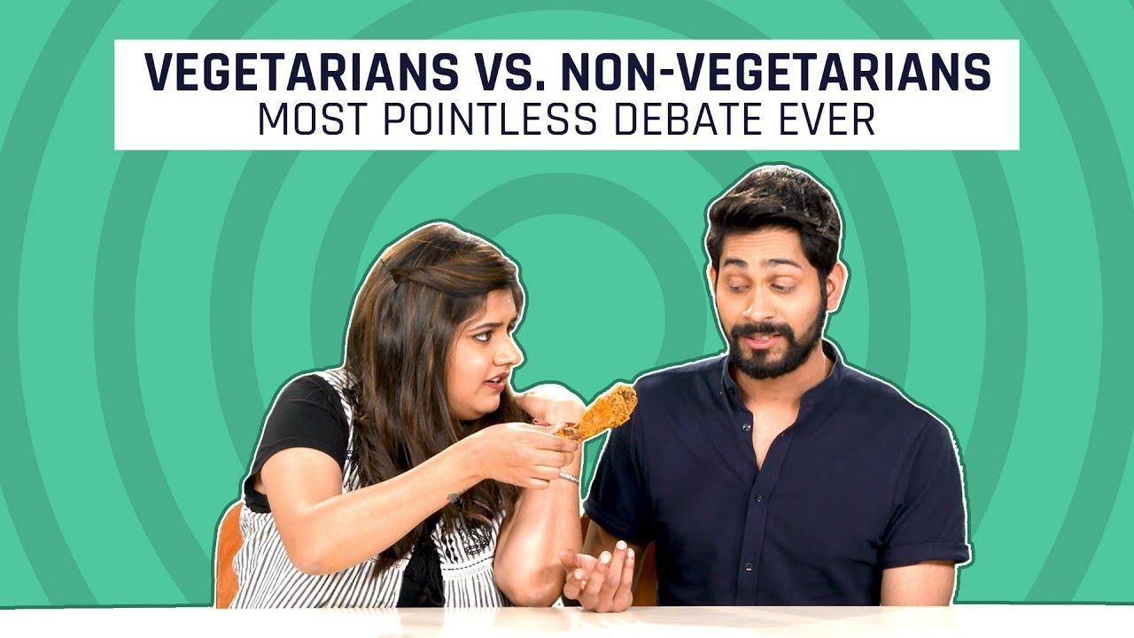 Dating non vegetarians
