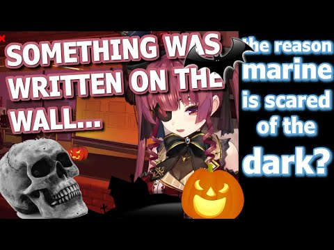 Why Marine Is Afraid of the Dark and Has a $250 Monthly Electricity Bill [subs] [hololive]