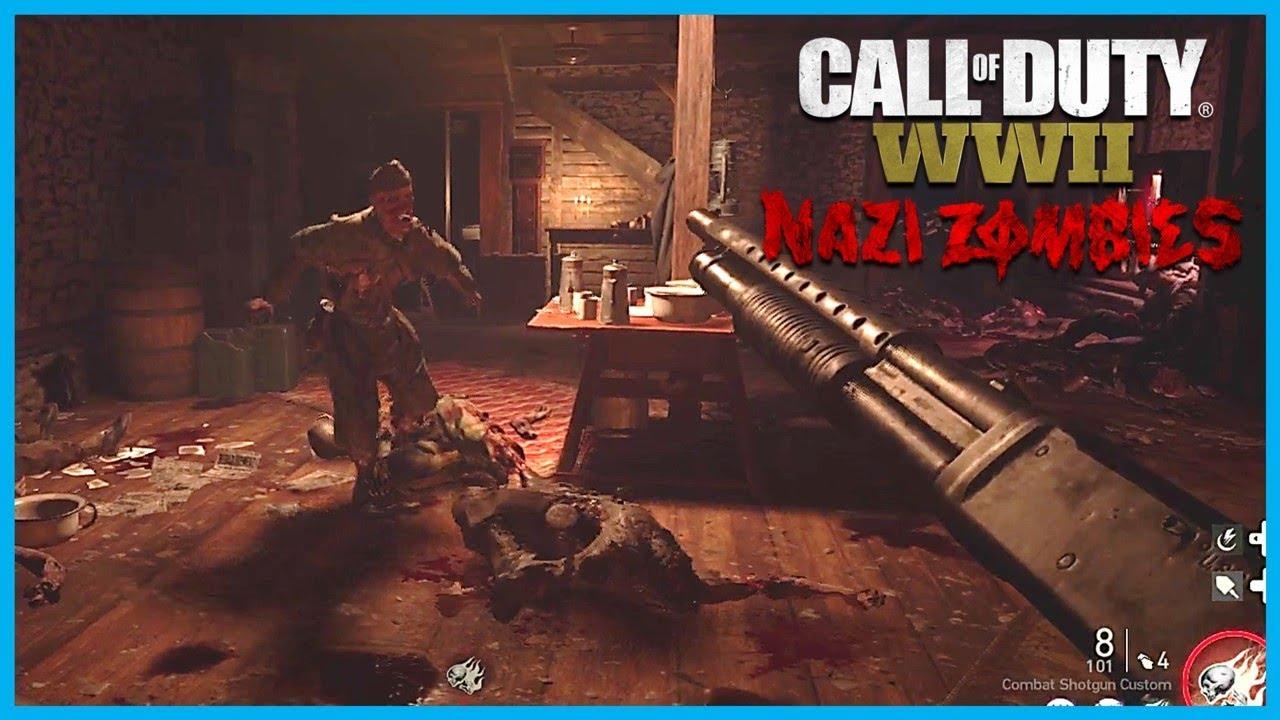 Call of Duty: World War II Zombies