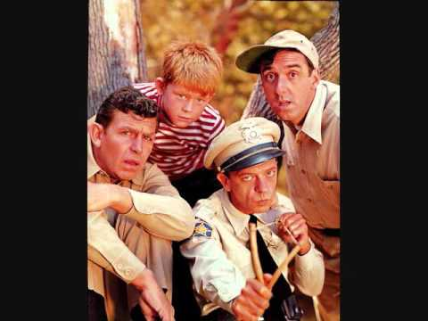 Andy Griffith Show with theme song