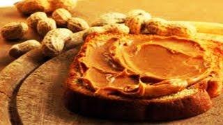 Делаем ореховое масло (How to make peanut butter)