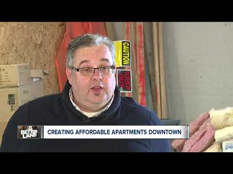 Prospect Yard Creating An Affordable Place To Live In Downtown Cleveland