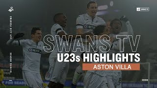 Highlights: Swans U23s 2 Aston Villa U23s 0