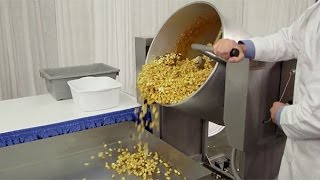 How to Make Caramel Popcorn by AC Horn Manufacturing