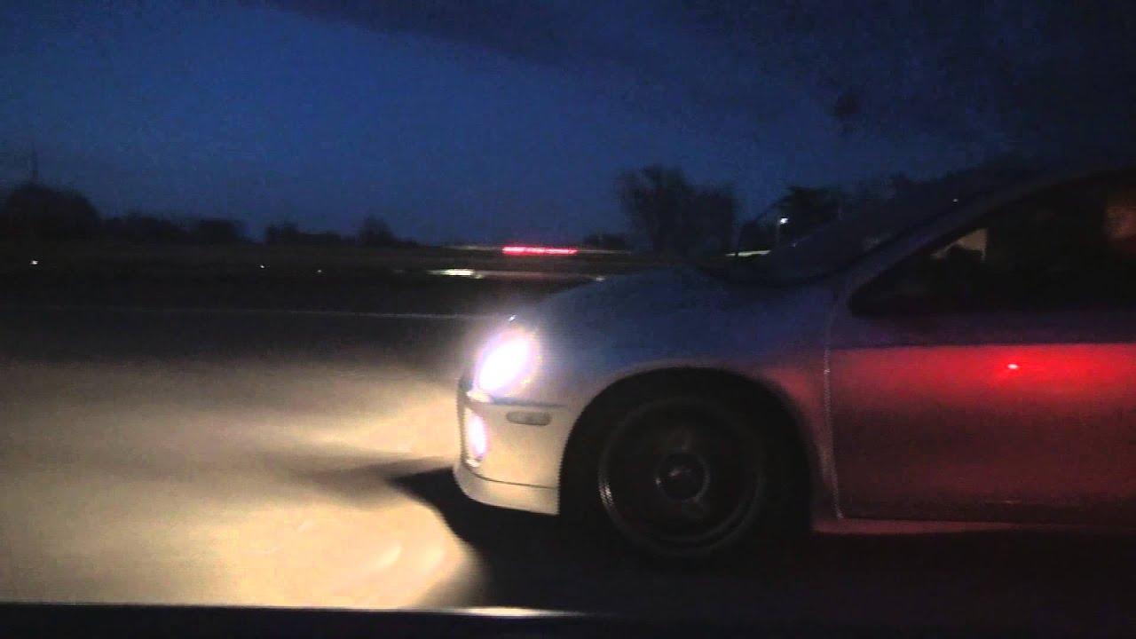 SRT4 vs 2013 Genesis Coupe 20T  YouTube