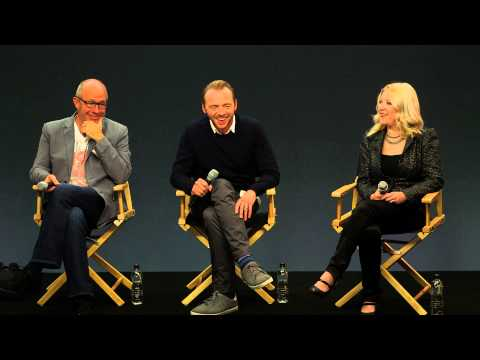 Simon Pegg: Hector and the Search for Happiness Interview ...