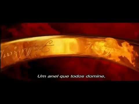 Trailer do filme O Senhor dos Anéis: A Sociedade do Anel
