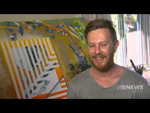 Art Outrage | 9 News Perth
