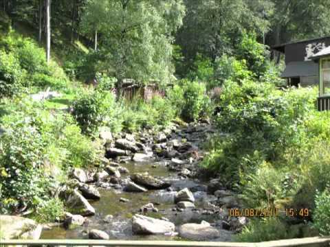 1h Bachplätschern in Bayern-1h rushing creek in Bayern Soundfile