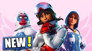FREE VALENTINES SKINS CHALLENGES (RELEASE DATE) Fortnite How To Get Cuddle Hearts Wrap - OVERTIME