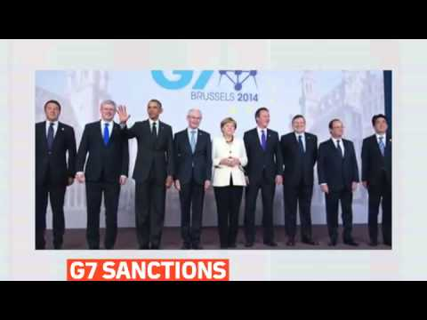 mitv - G7 leaders said Russia will face further economic sanctions