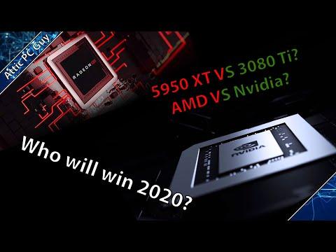 "Ampere 3080 Ti, ""5950XT"" Big Navi, will AMD or Nvidia win 2020?"