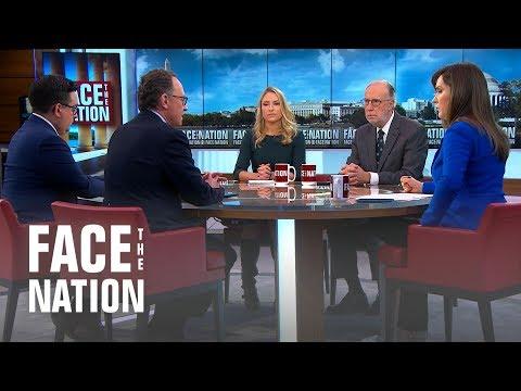 Face The Nation - Rachel Bade, Mark Landler, Dan Balz