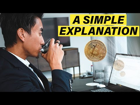 How Does Bitcoin Work? Bitcoin Explained 2021. A Simple Explanation