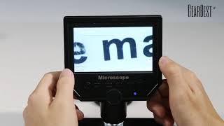G600 Digital Mobile Phone Repair Microscope [Gearbest Coupon Inside]