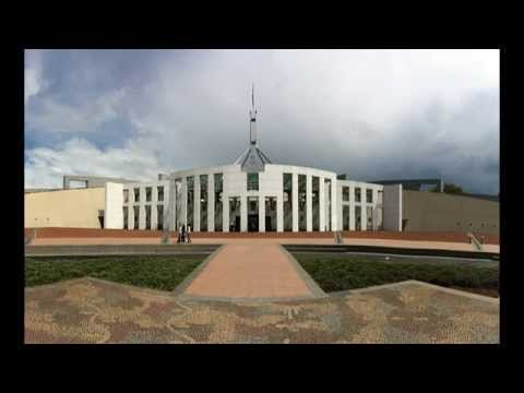 Canberra - The City In The Dream Part II