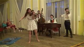 V.  Monti - Czardasz (Pavlová, Bačovský, Sedlář - cimbálová muzika)
