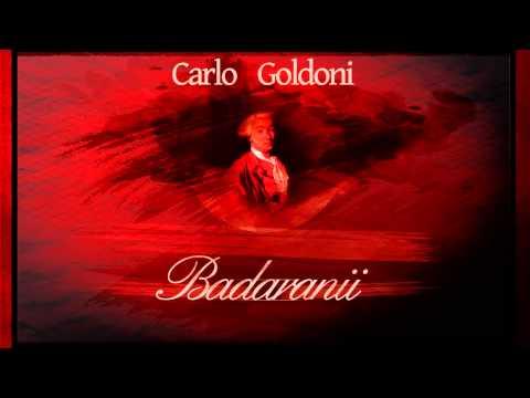 Badaranii  Carlo Goldoni