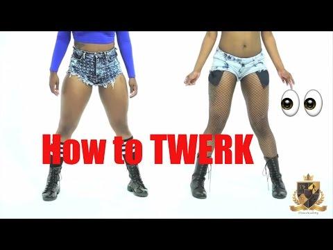 Twerk Tutorial- Thigh Clap How to Twerk @iDanceAcademyLA