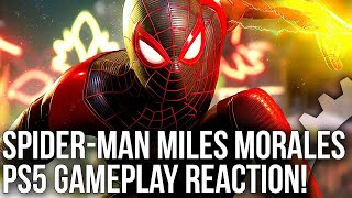 DF Direct - Spider-Man: Miles Morales PS5 Gameplay Reaction - Ray Tracing, Image Quality + More!