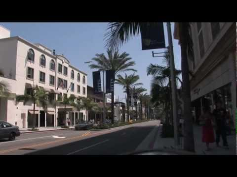 Beverly Hills Rodeo Drive Ping Shoe S Restaurants La Ca