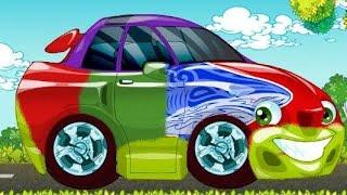 Let's Play • Car Repair • Naprawa pojazdów dla dzieci, Malowanie Aut, Bajki, Gry dla dzieci