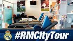 RM CITY TOUR | Access ALL areas at the Real Madrid training complex
