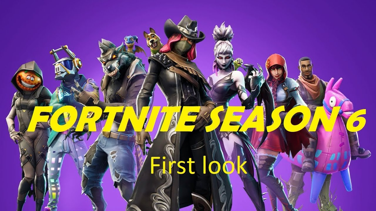 fortnite season 6 intro - fortnite season 6 intro